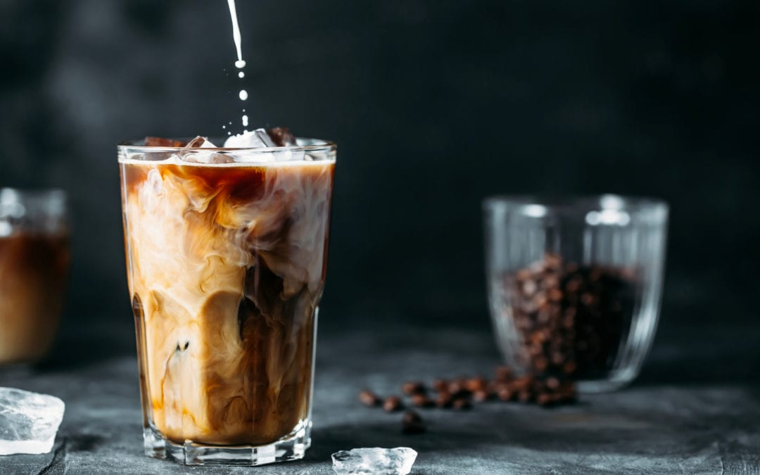ENERGY ICE CREME COFFEE