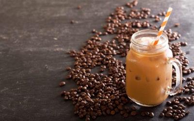 ICED COFFEE FIZZ